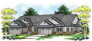 Main image for house plan # 17239
