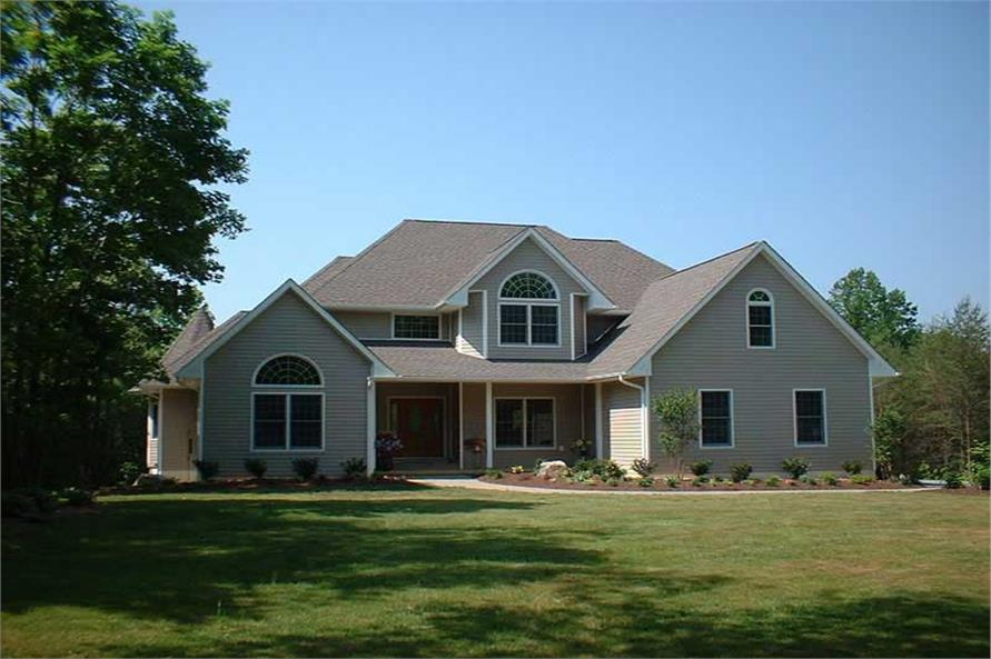House Plan #101-1790