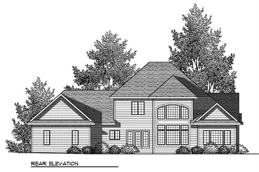 House Plan #101-1801