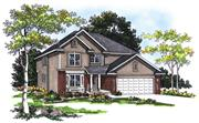 View house Plan#101-1813
