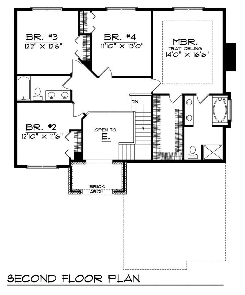 House Design 101: Craftsman Home With 4 Bdrms, 2316 Sq Ft