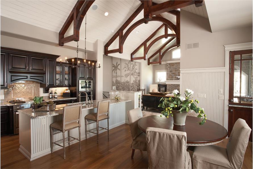 101-1874: Home Interior Photograph-Kitchen