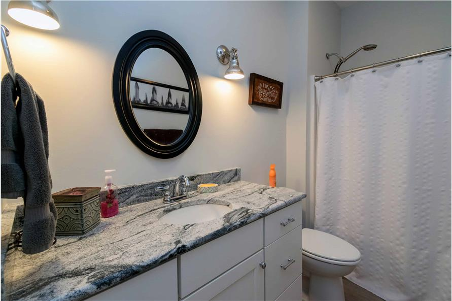 Bathroom of this 2-Bedroom,2224 Sq Ft Plan -101-1977