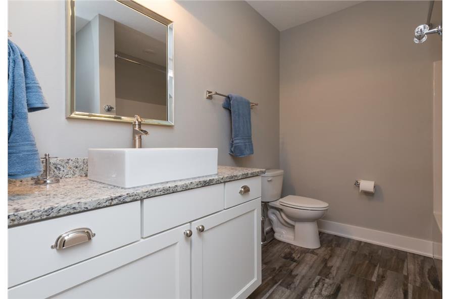 Bathroom of this 3-Bedroom,2005 Sq Ft Plan -101-1998