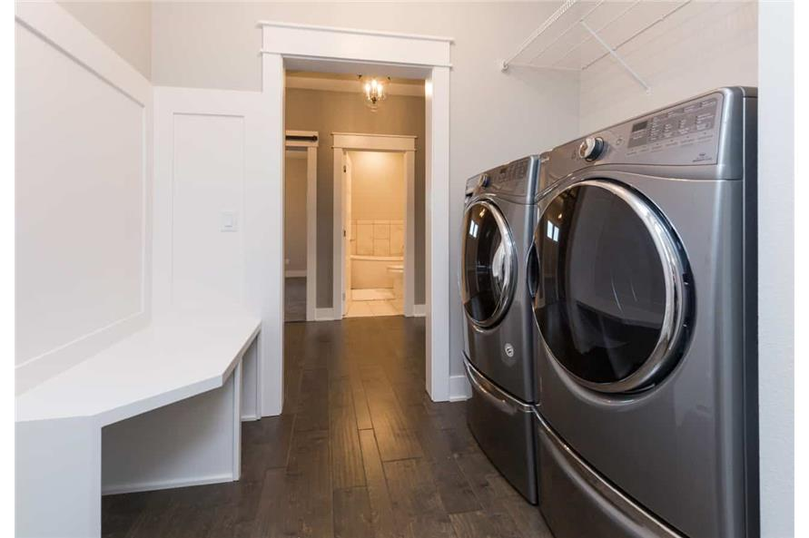 Laundry Room of this 3-Bedroom,2005 Sq Ft Plan -101-1998
