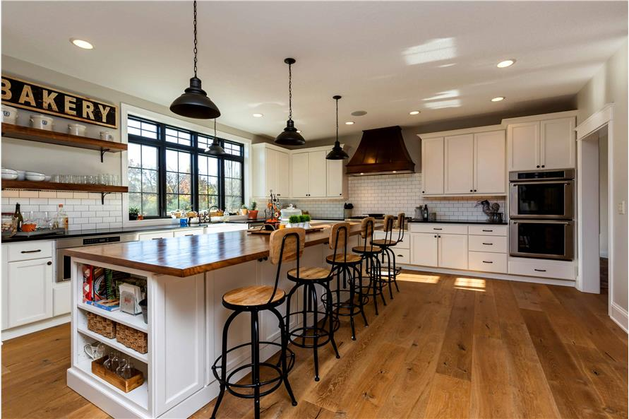 Kitchen of this 5-Bedroom,4724 Sq Ft Plan -101-2006