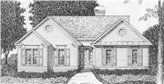 View house Plan#102-1007