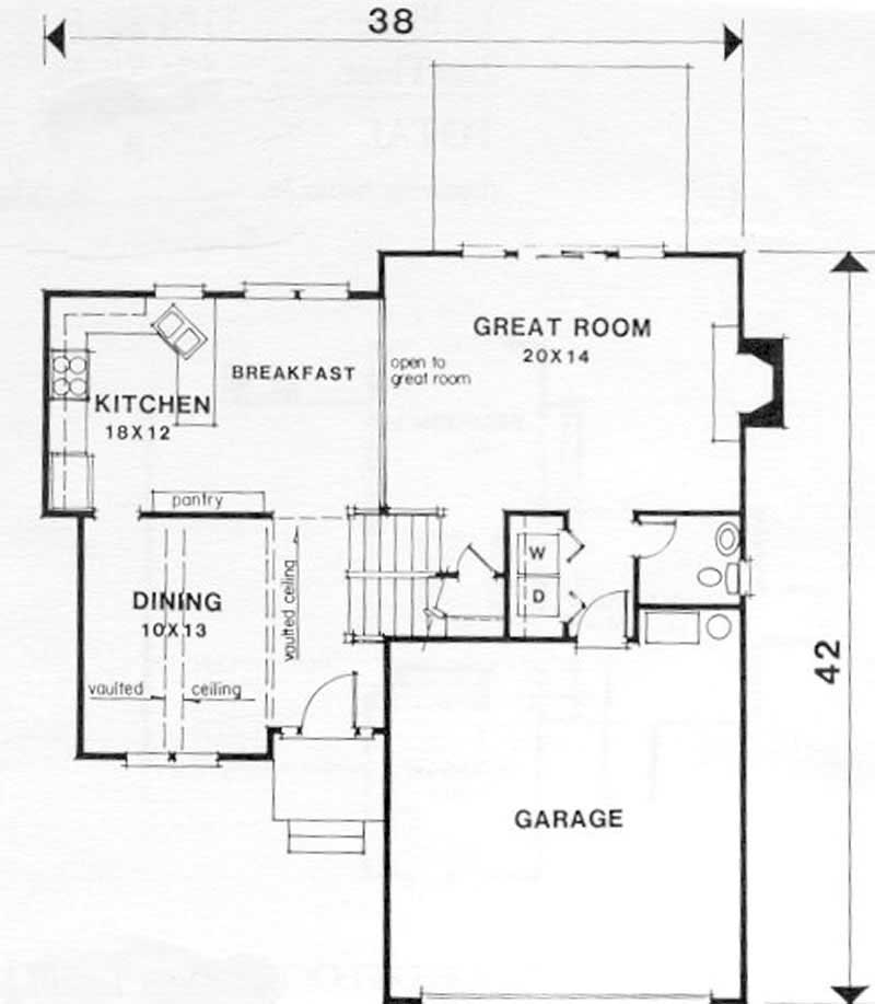 Foyer Plan Quote : Half wall foyer quotes