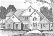 View house Plan#102-1019