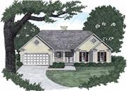 View house Plan#102-1023
