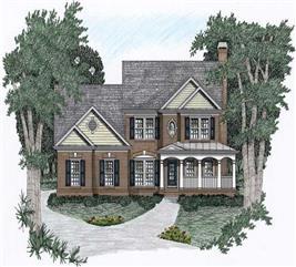 House Plan #102-1024