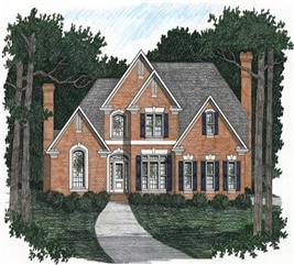 House Plan #102-1026