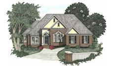 Main image for house plan # 2188