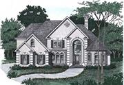 View house Plan#102-1030