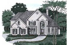 Main image for house plan # 2183