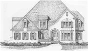 View house Plan#102-1031