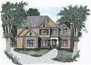 View house Plan#102-1034
