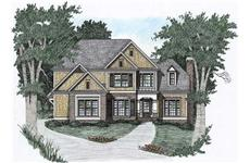 Main image for house plan # 2187