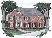 View house Plan#102-1037