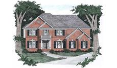 Main image for house plan # 2161