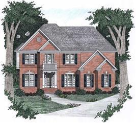 House Plan #102-1037