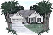 View house Plan#102-1045