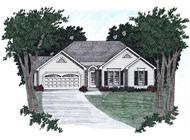 Main image for house plan # 2140