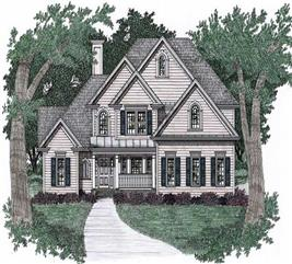 House Plan #102-1049