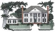 View house Plan#102-1050