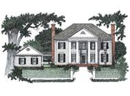 Main image for house plan # 2198