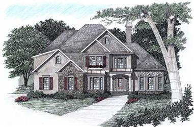 Main image for house plan # 2194