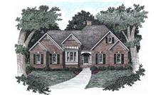 Main image for house plan # 2195