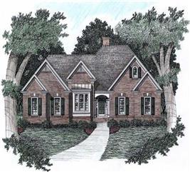 House Plan #102-1052