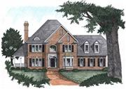 View house Plan#102-1055