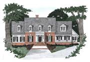 View house Plan#102-1057