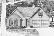 View house Plan#102-1063