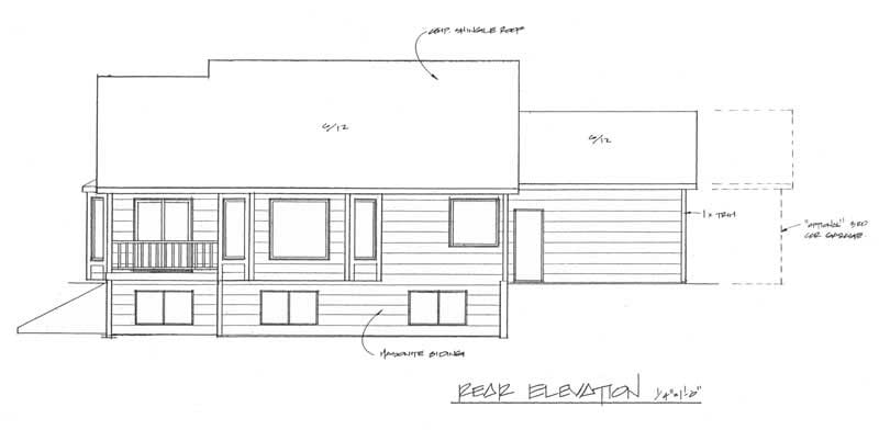 Small home with 2 bdrms 1150 sq ft floor plan 103 1020 for 1150 sq ft house plans