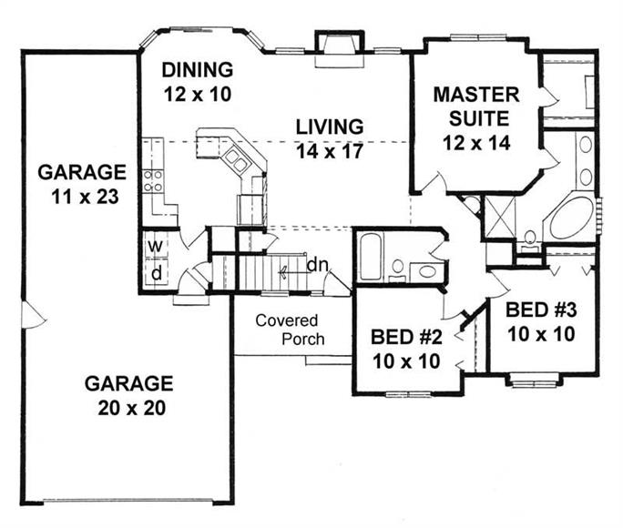 Ranch Home with 3 Bdrms, 1248 Sq Ft | House Plan #103-1026 on rustic ranch house plans, ranch country house plans, ranch house plans awesome, ranch house design, 4-bedroom ranch house plans, texas ranch house plans, ranch house layout, unique ranch house plans, one story house plans, ranch house with garage, 8 bedroom ranch house plans, classic ranch house plans, ranch house plans with porches, luxury ranch home plans, ranch house with basement, western ranch house plans, walkout ranch house plans, ranch house kitchens, luxury house plans, loft house plans,