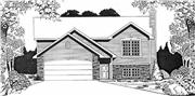 View house Plan#103-1064