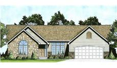 Main image for house plan # 16624