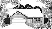 View house Plan#103-1098