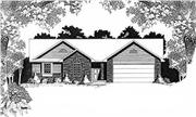 View house Plan#103-1099