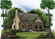 Main image for house plan # 17128