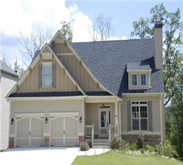 House Plan #104-1002