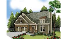 Main image for house plan # 17113