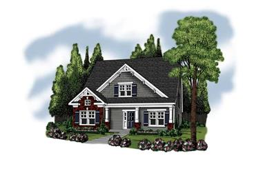 Main image for house plan # 20354