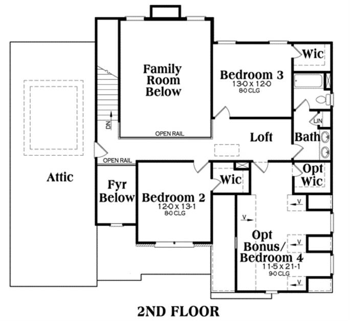 patio floor plans