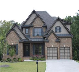 House Plan #104-1010