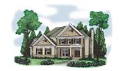 View house Plan#104-1011
