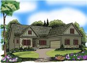 View house Plan#104-1014